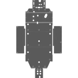 40.1718 Защита днища Polaris