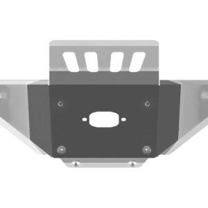 40.1825 Защита бампера AX600