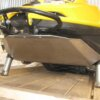 Защита днища для снегохода Stels Росомаха S/V800 1