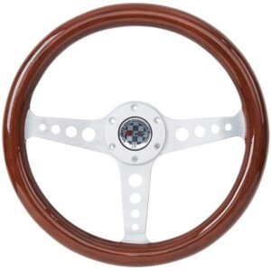 Руль спортивный автомобильный
