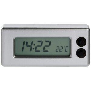 Часы-термометр на руль мотоцикла
