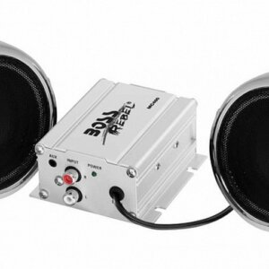 Музыка на мотоцикл MC400 600 Вт Boss Audio