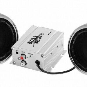 Музыка на мотоцикл MC400 600 Вт Boss Audio
