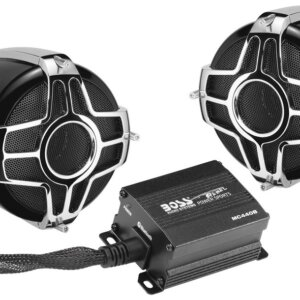 Музыка на мотоцикл MC440B Boss Audio