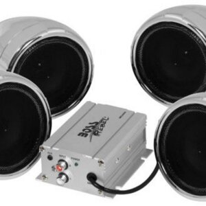 Музыка на мотоцикл MC450 1000 Вт Boss Audio