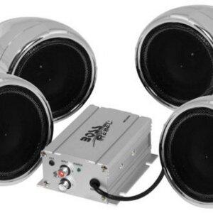 Музыка на мотоцикл MC450 1000 Вт Boss Audio