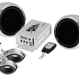 Музыка на мотоцикл MC520B Boss Audio