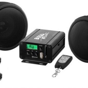 Музыка на мотоцикл MCBK520B Boss Audio