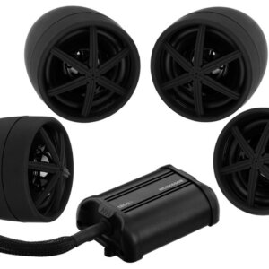 Музыка на мотоцикл MCBK650B Boss Audio
