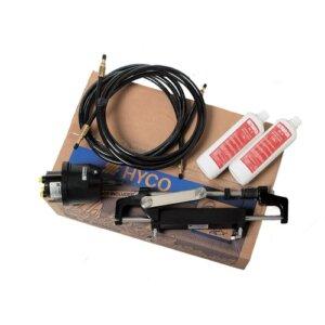 Гидроусилитель для лодочного мотора до 150 л.с. HYCO-OBF 1