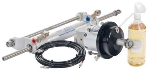 Гидроусилитель для лодочного мотора до 90 л.с. ABPOWER MF 1
