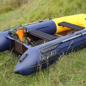 Лодка ПВХ Патриот 310 Оптима