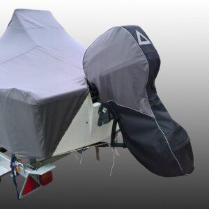 Чехол для лодочного мотора транспортировочный 2т 40 л.с Yamaha