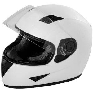 Шлем интеграл белый S-XL