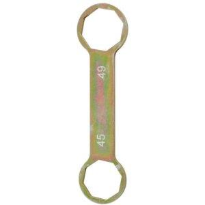 Ключ для разбора передней вилки 45 x 49 mm 1