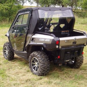 Кабина DFK для квадроцикла UTV  Can-Am Commander 2