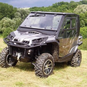 Кабина DFK для квадроцикла UTV  Can-Am Commander 1