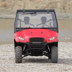 Кабина DFK для квадроцикла UTV  Honda - Big Red 1