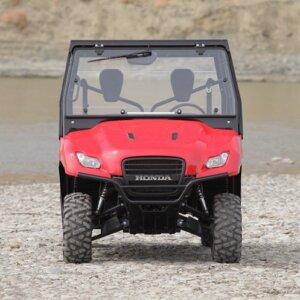 Кабина DFK для квадроцикла UTV  Honda - Big Red 1