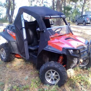 Кабина для квадроцикла Polaris Ranger RZR XP 900