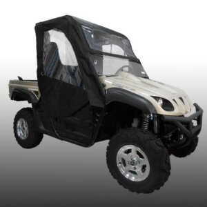 Кабина для квадроцикла Side by side Yamaha Rhino 700 черная