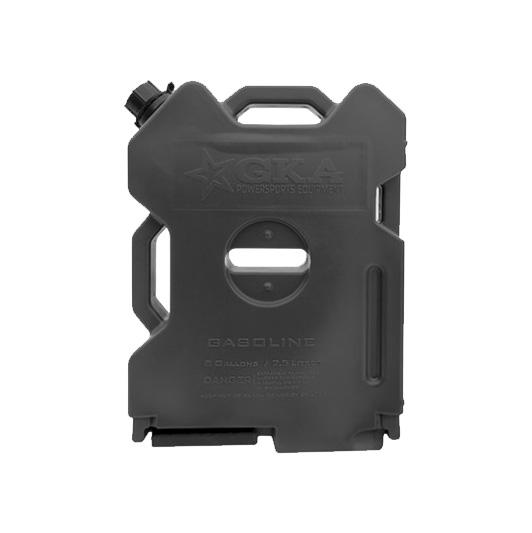 Канистра для квадроцикла 7,5 литров GKA черная