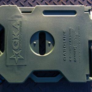 Канистра для квадроцикла 7,5 литров GKA