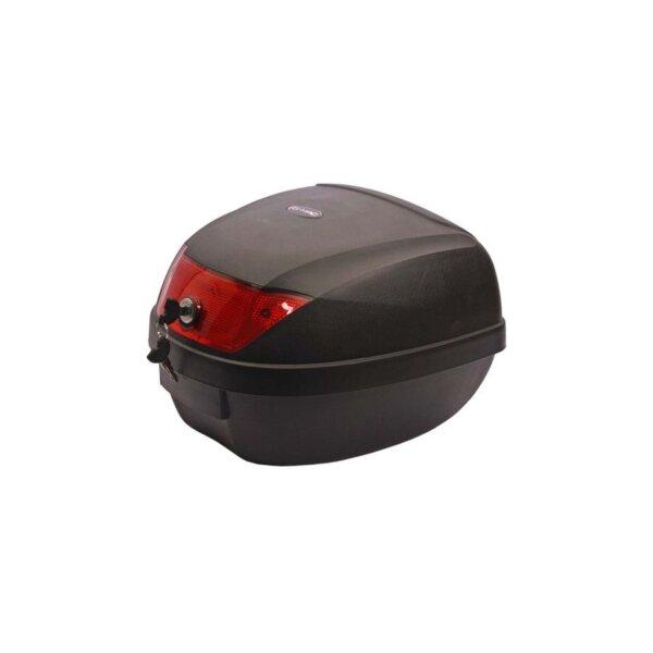 Кофр задний для мотоцикла под 1 шлем 39х37х28 см