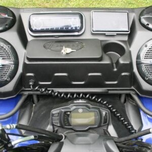 Кофр для квадроцикла с аудиосистемой J.Strong