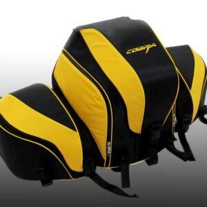 Кофр для квадроцикла Stels 800 Guepard желтый