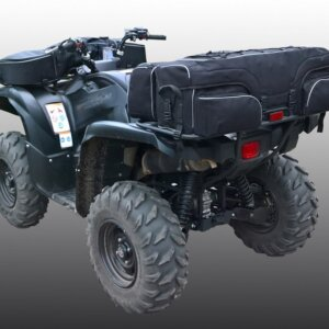 Кофр для квадроцикла Yamaha Grizzly 700 EPS черный