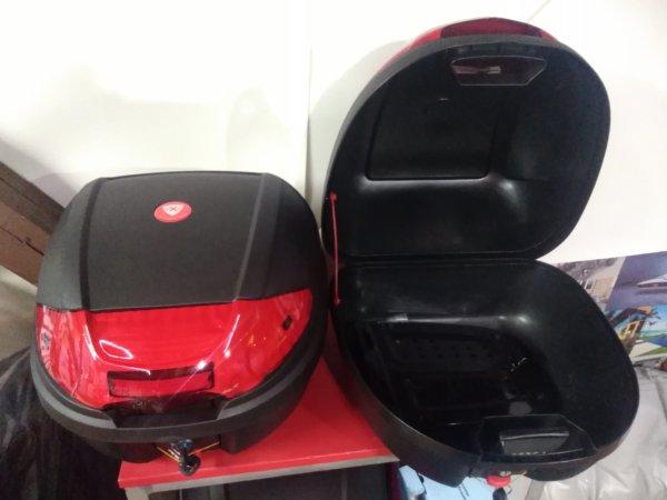 Кофо для мотоцикла под 1 шлем Xmotos 1