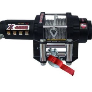 Лебедка для квадроцикла X4000 Master-Winch