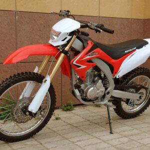 Мотоцикл Motoland XR 250 2