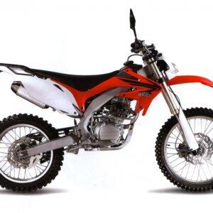 Мотоцикл Motoland XR 250 1
