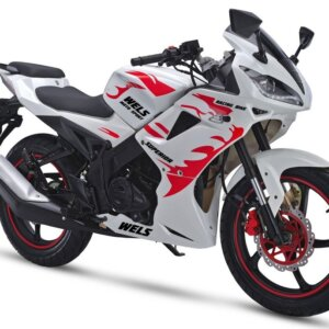 Мотоцикл Wels Superior 250 сс 1