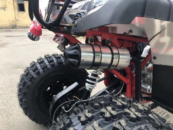 Квадроцикл Wels Thunder 125 Lux