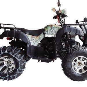 Квадроцикл Wels Thunder 200 Lux