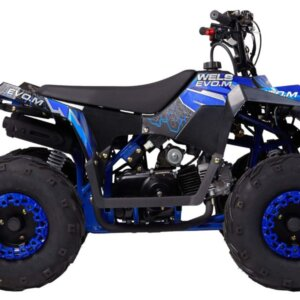 Квадроцикл Wels Evo.M синий