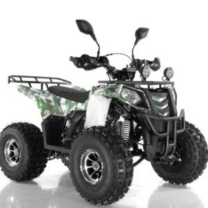 Квадроцикл Wels Thunder EVO X зеленый