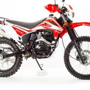 Кроссовый мотоцикл Motoland SPRING 200