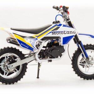 Питбайк детский Motoland 50 XT50