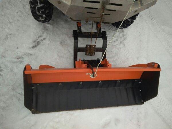 Ковш для квадроцикла Alfeco 1200 мм