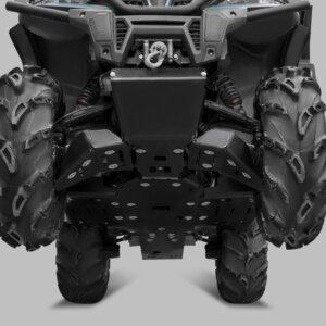 Пластиковая защита для квадроцикла X8 НО/X10