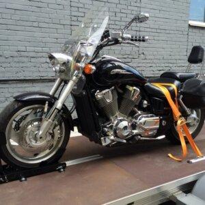 Крепление для перевозки мотоцикла в прицепе Storm MP 0186