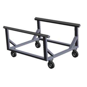 Тележка для сидячего гидроцикла
