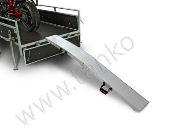 Трап для погрузки мотоцикла Foldable Ramp - Heavy Duty with Handle