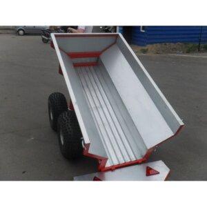 Прицеп для квадроцикла ATV двухосный ALFECO 500 2