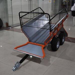 Прицеп для квадроцикла Alfeco 400 четырехколесный