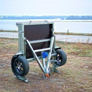 Прицеп складной платформа для квадроцикла